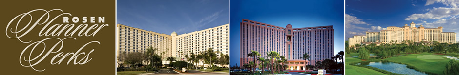 Rosen Planner Perks - Meeting Hotels